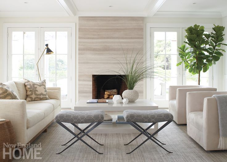Déco Salon – Sea Change – New England Home Magazine | Nouvelle ...