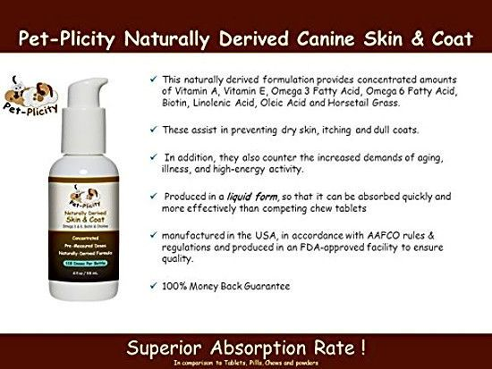 Dog Supplements Dry Skin Dog Pinterest Dog