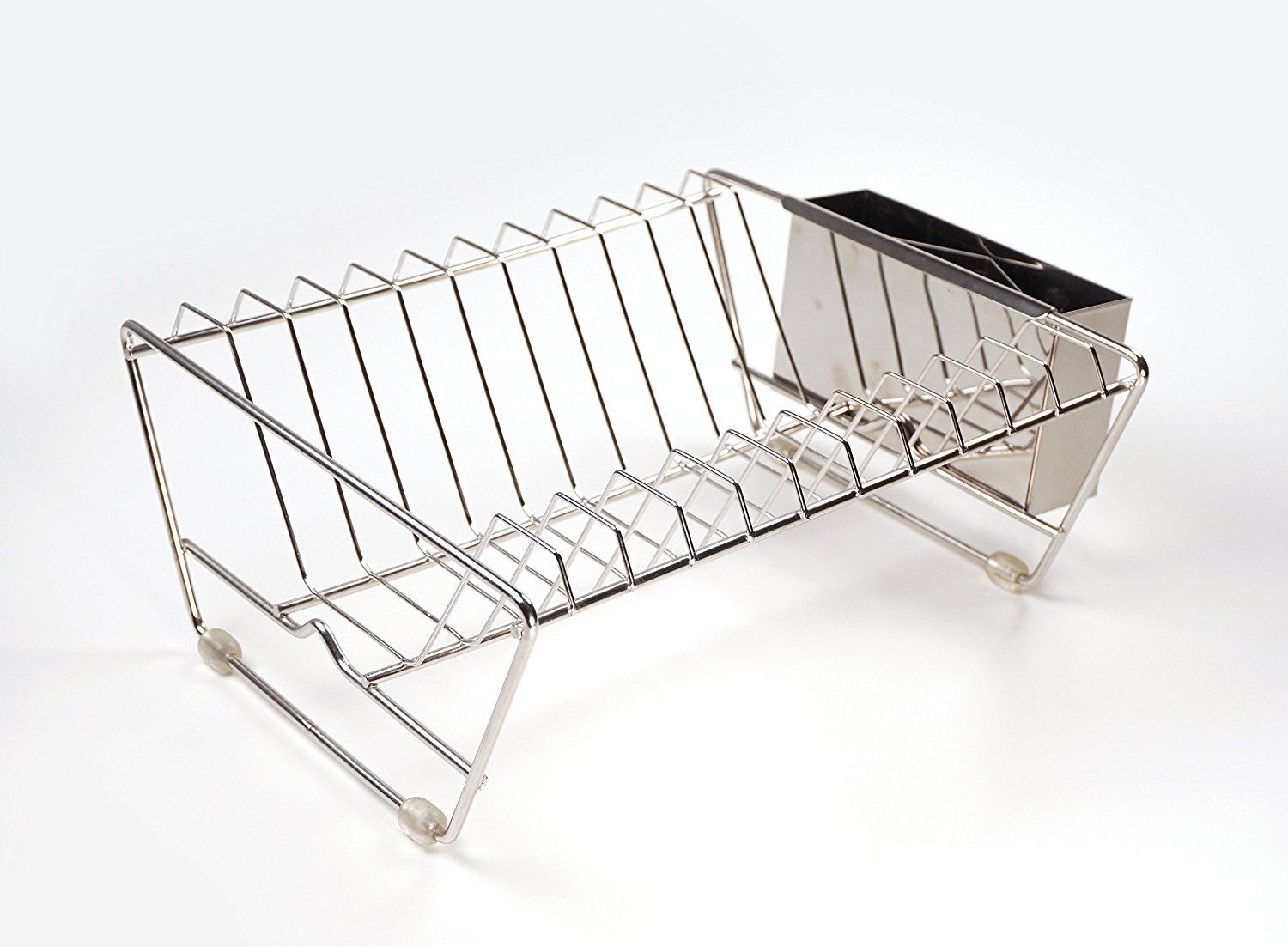 Amazon Drying Rack Best Amazon Rsvp Endurance Stainless Steel Insink Dish Drying Rack Inspiration Design