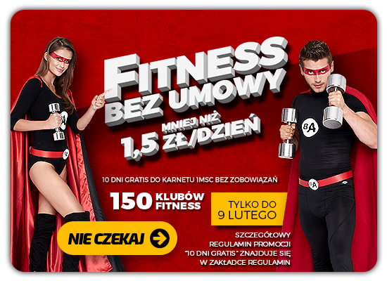 Promocja Fitness Bez Umowy Ebeactive Pl