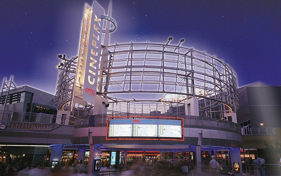 AMC Universal Cineplex