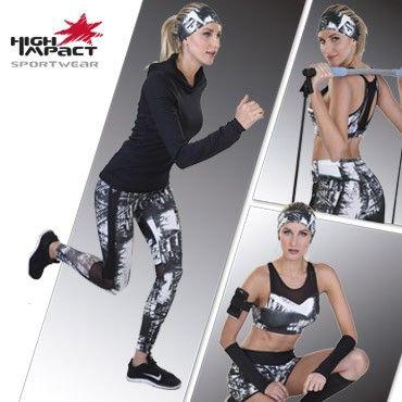Pin En High Impact Sport Wear