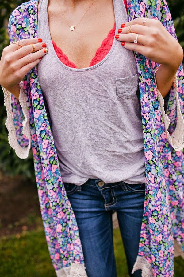 Cute outfit with bralette. cdn3.gurl.com wp-content uploads 2015 06  howtowearbralette9.jpg Gypsy Fashion 913f034eb