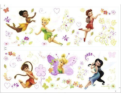 Wandtattoo Sticker Feen Disney Feen Disney Fee