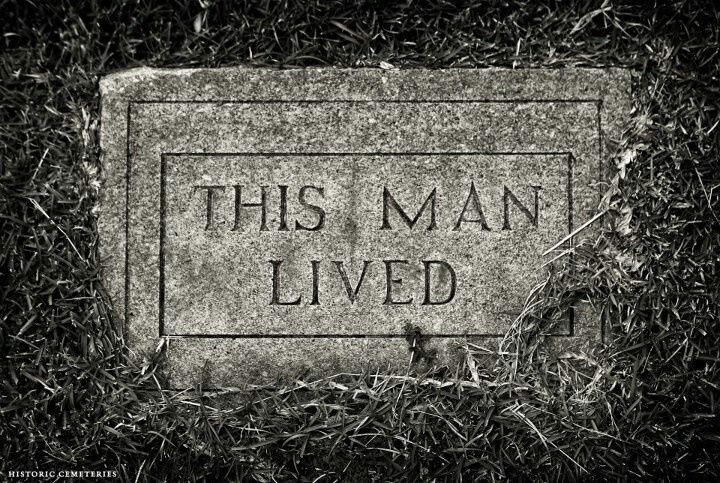 This Man Lived