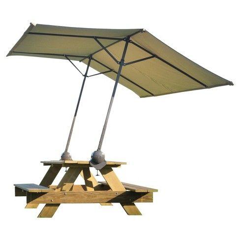 The Shelterlogic Patent Pending Quick Clamp Canopy Tilt