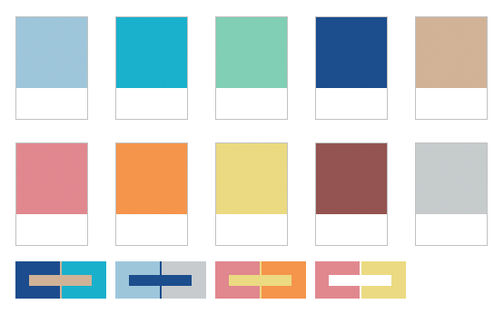 personal notes from the Pantone Spring 2015 Report