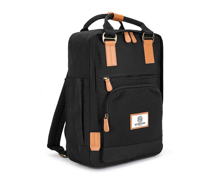 Seventeen London Moderner Einfacher Und Unisex Hackney Rucksack Mit Einem Klass Sport Freizeit Unisex Rucksack Klassische Looks