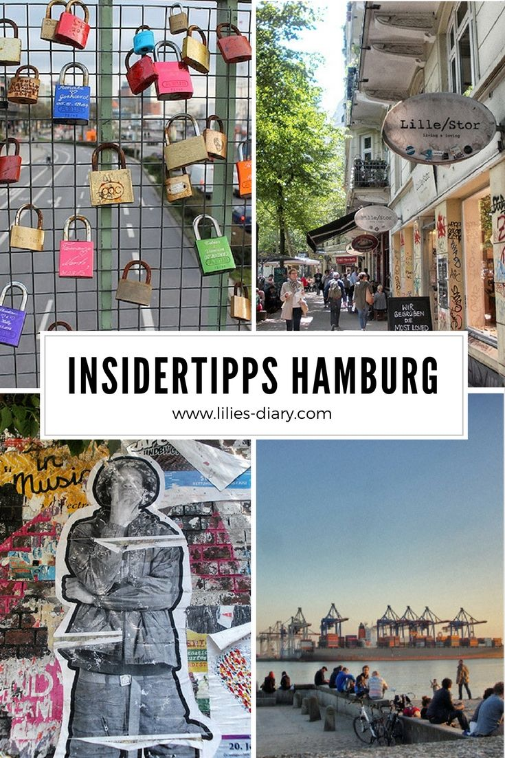 insider tipps f r hamburg der beste hamburg guide orte pinterest. Black Bedroom Furniture Sets. Home Design Ideas