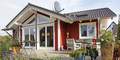 Stommel Haus 2 bedroom flat pack house nordic style from stommel haus haus