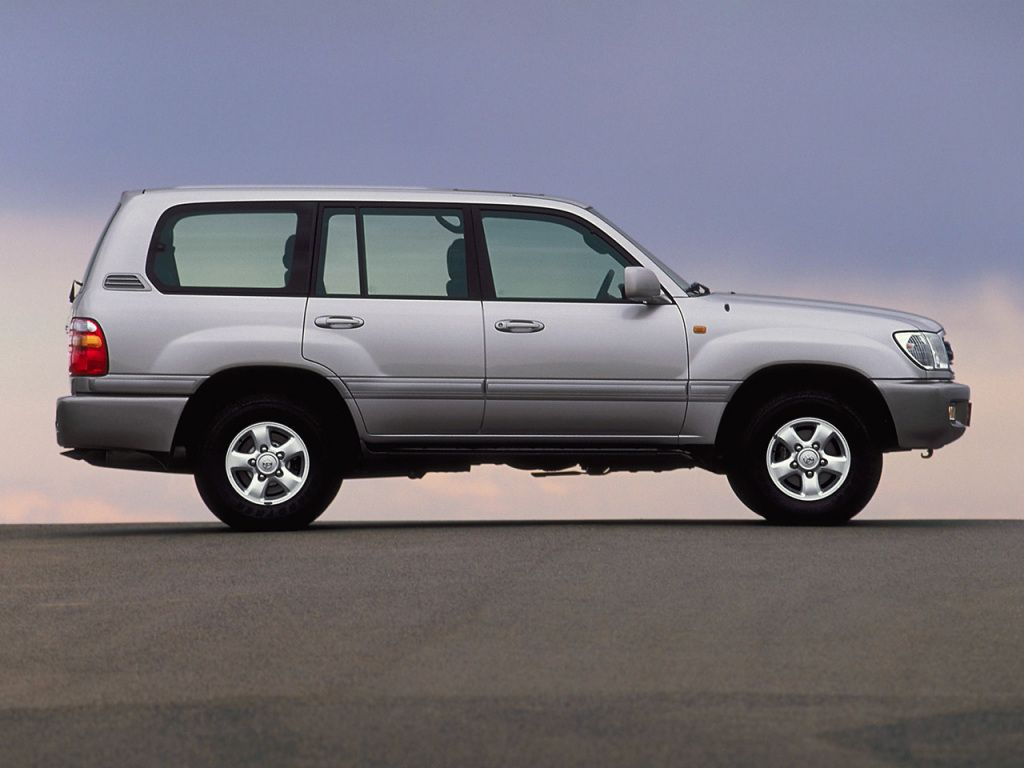 Toyota Land Cruiser Lc100 1998 2002 12 1 Toyota Land Cruiser Land Cruiser Toyota Land Cruiser 100