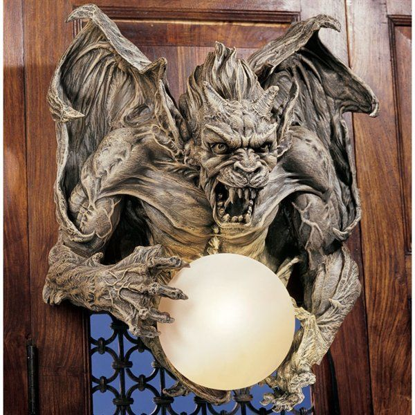 I Was Looking For A Wall Sconce For The Bedroom Hummmm