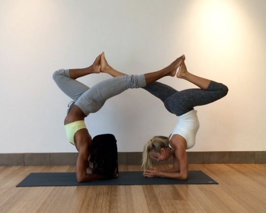 Couple Yoga Poses Tumblr