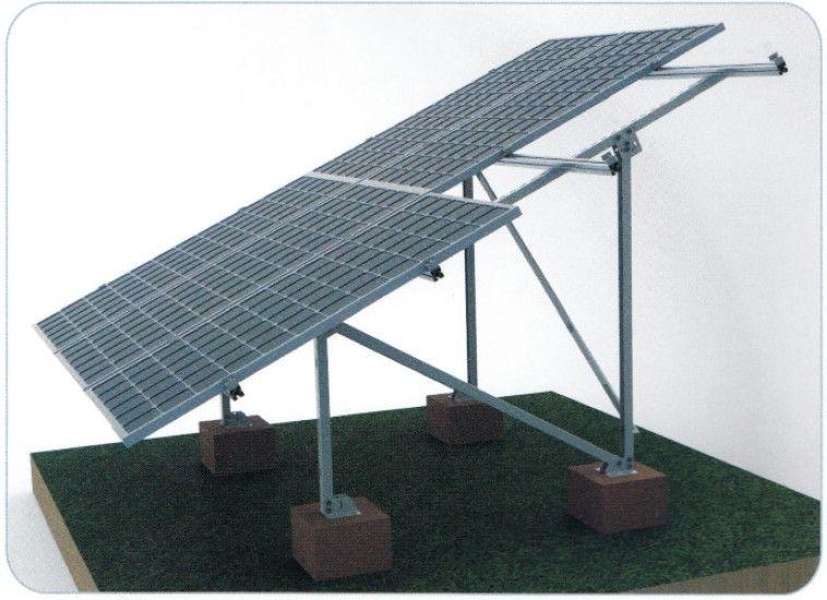 Solar Pv Panel Unistrut Mount System Solar Pv Panel Solar Solar Panels