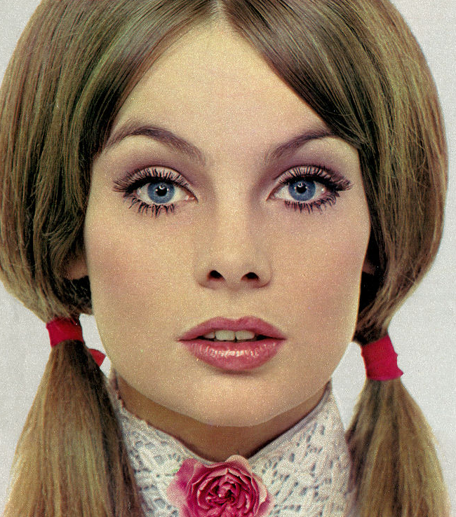 Classify Swinging 60s London Icon Model Jean Shrimpton