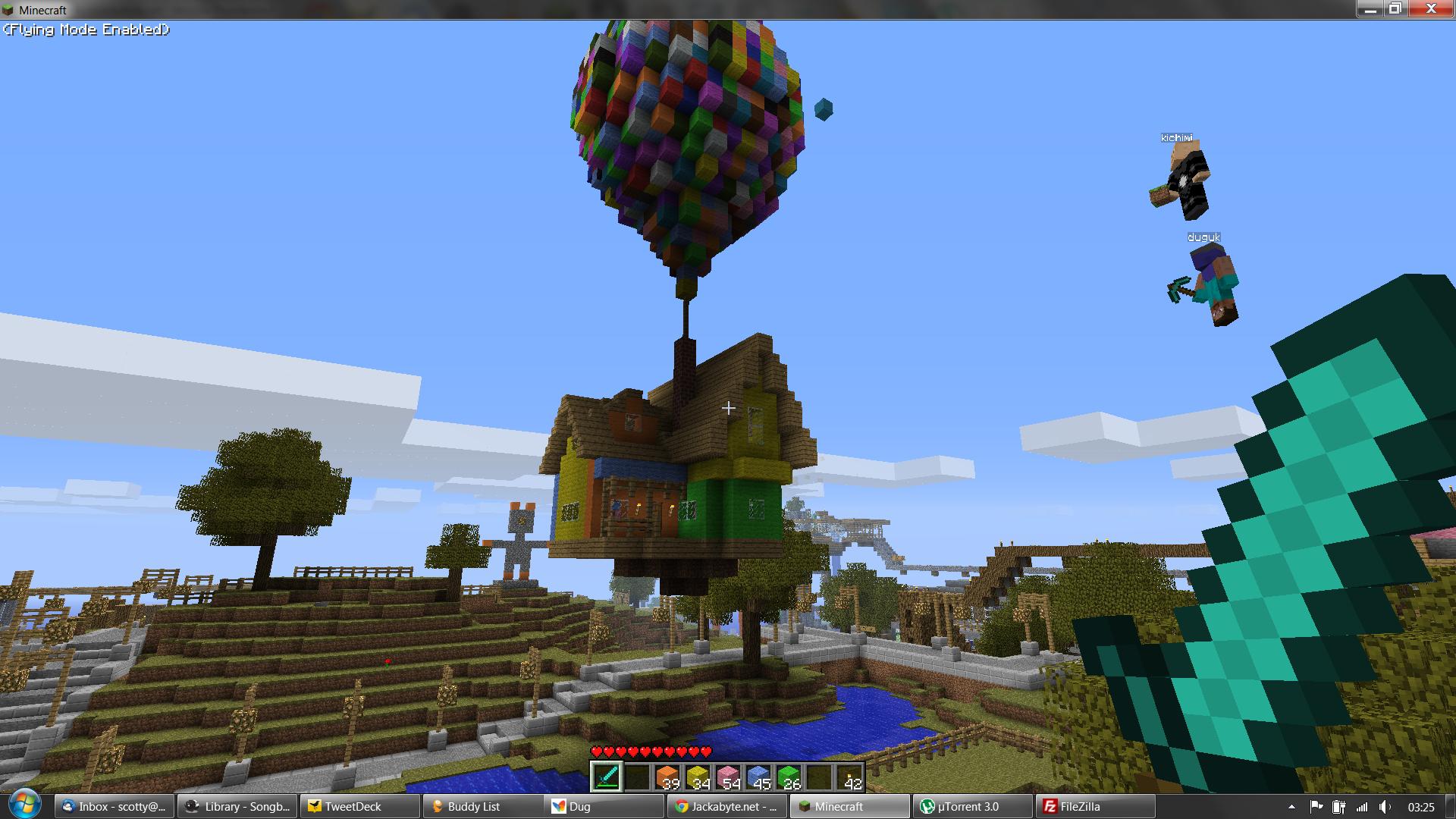 Minecraft House Upjackabytenet Minecraft Build