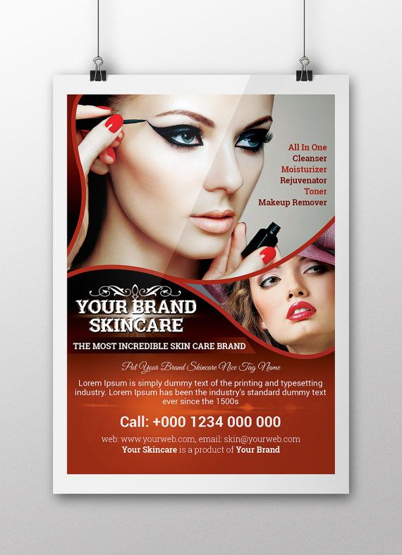 Printable Photography Flyer Template Photography Marketing - hair salon flyer template
