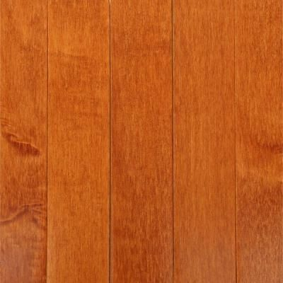 Bruce Cinnamon Maple 3 4 In Thick X 2 1 4 In Wide X Varying Length Solid Hardwood Flooring 20 Sq Ft Case Ahs4033 The Home Depot Maple Hardwood Floors Solid Hardwood Floors Hardwood Floors