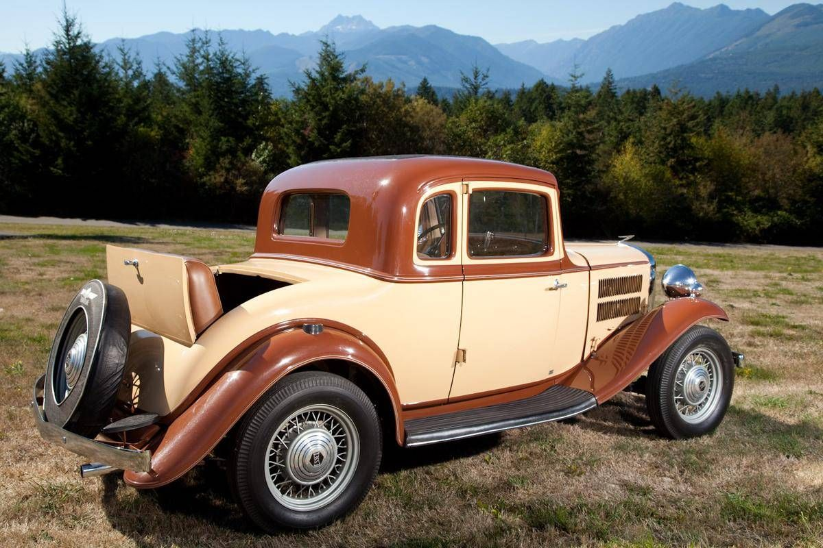 1932 Hudson Terraplane Rumble Seat Coupe   Cars and Trucks once had ...