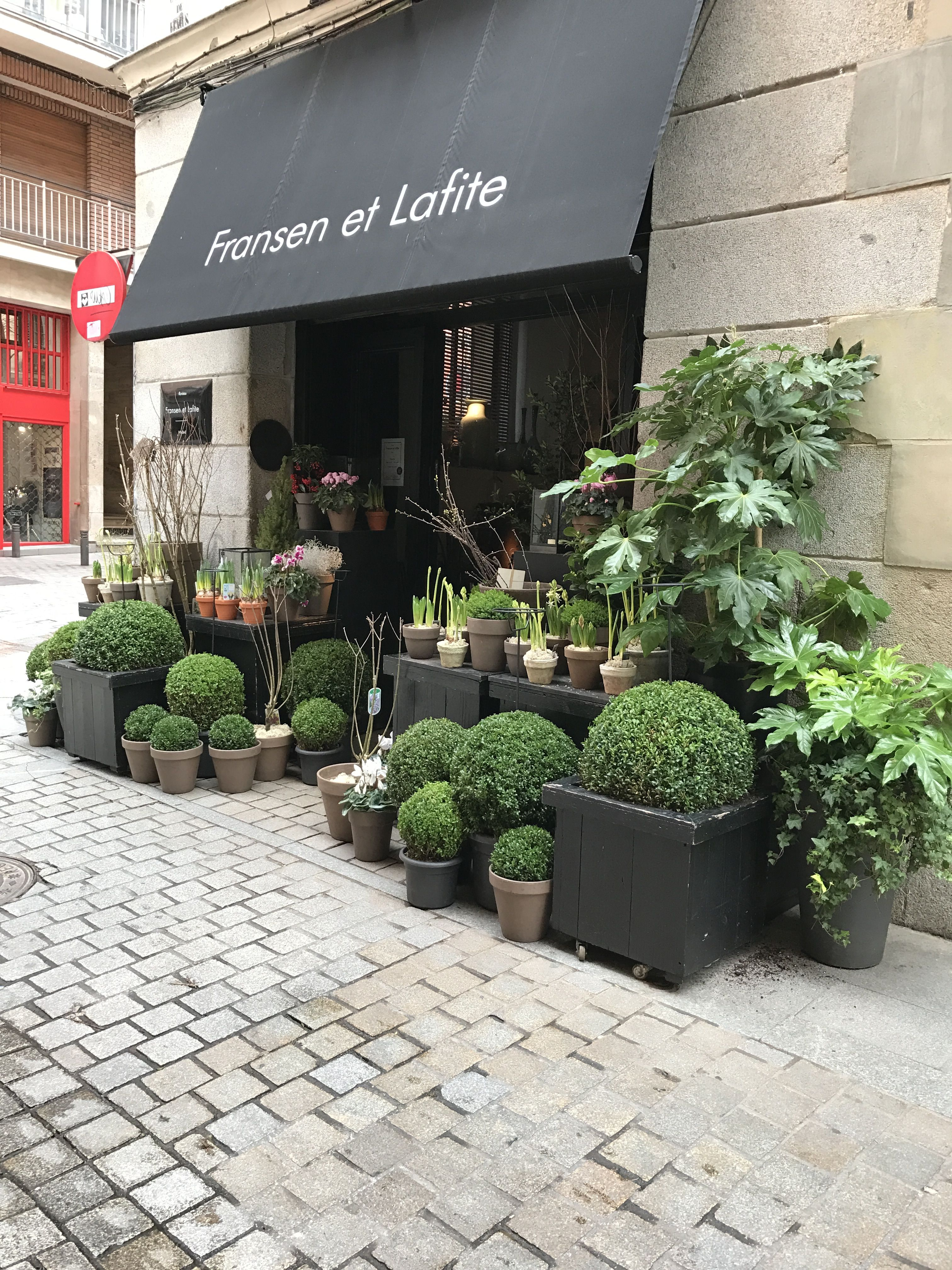 Store in Madrid