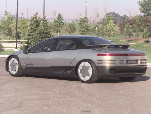 Chrysler Lamborghini >> Chrysler Lamborghini Portofino 1987 Klevye Starye Koncepty