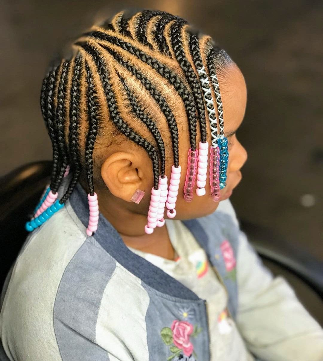 Follow Therealqueen Kids Hairstyles Hair Styles Little Girl Braids