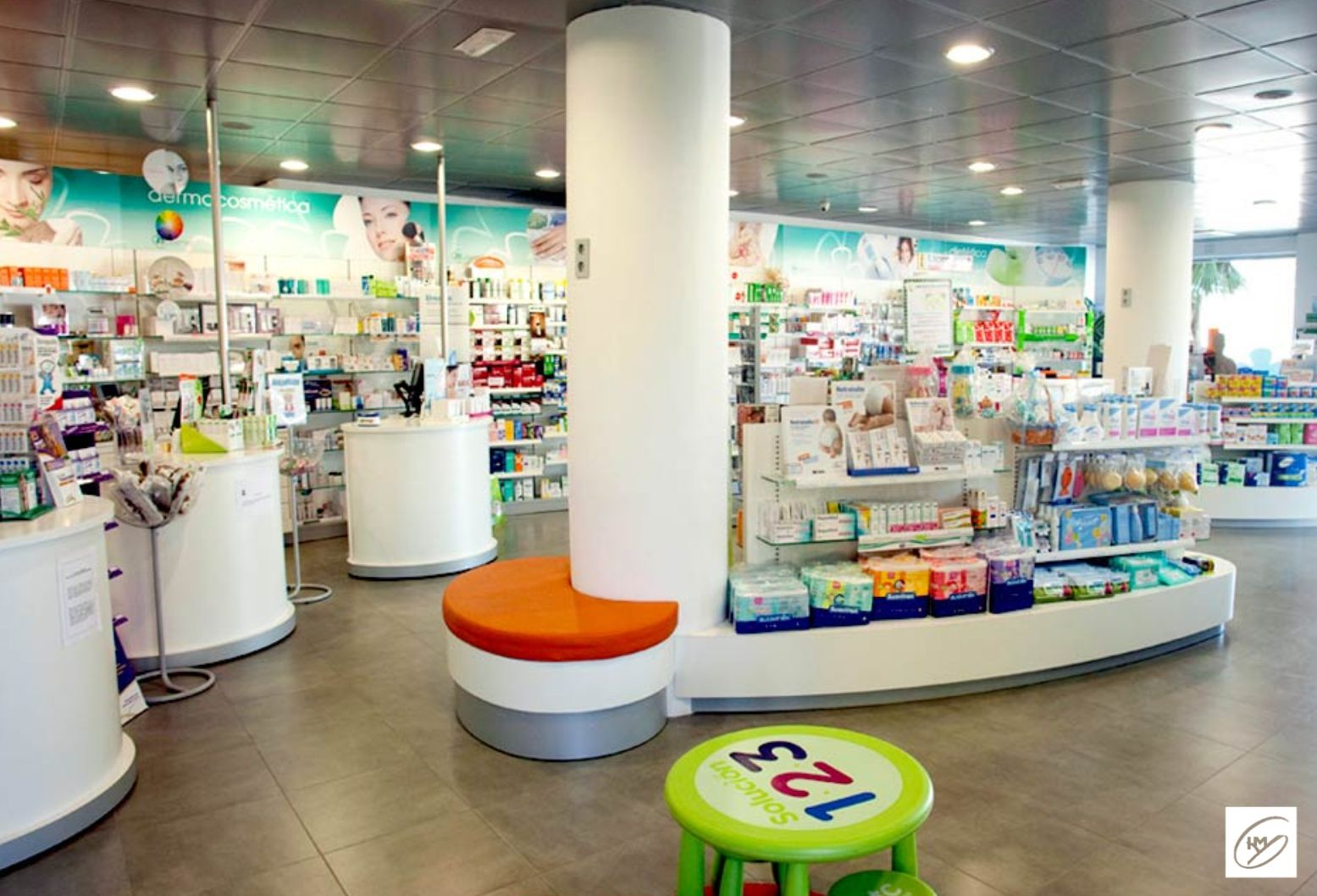 Pharmacy Design Retail Drug