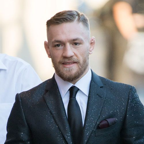 Conor mcgregor haircut 2018 his pinterest coiffure for Coupe cheveux mcgregor