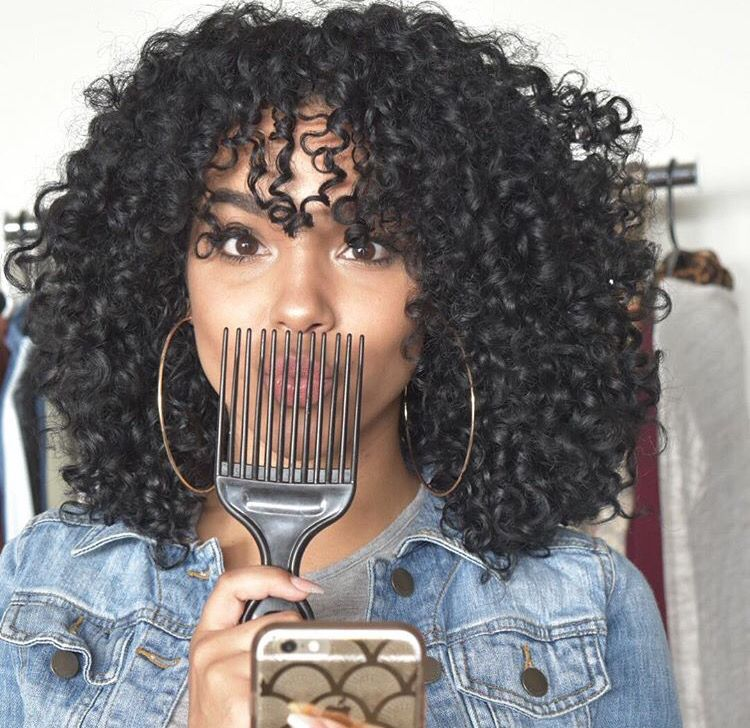 How To Get Beautiful Natural Curly Hair Natural Hair Styles