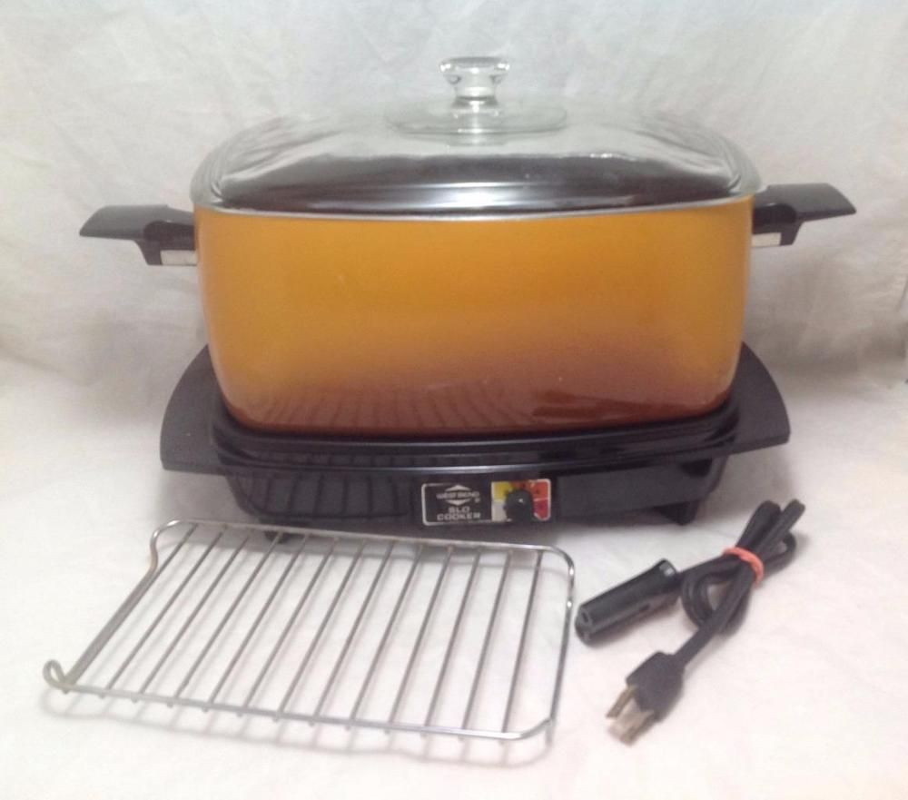 Uncategorized West Bend Kitchen Appliances vintage west bend slow cooker plus 5275 crock pot type 6 quart find this pin and more on kitchen stuff newer for sale bend