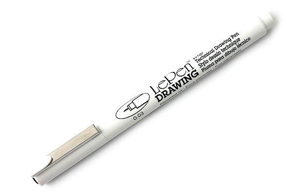 Marvy Lepen Technical Drawing Pen 0 03 Mm Black Introduccion Al Dibujo Tecnico Tecnicas De Dibujo Plumas