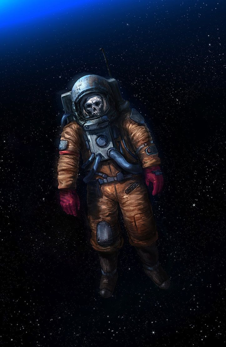 An Image Of A Long Dead Astronaut Whether It S A Forgotten And