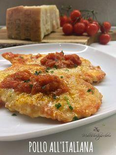 Photo of Pollo italiano   prescripción rapida #italiano #pollo #rapid…