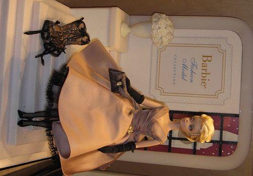 2006 Collectible Barbie Dolls: High Tea and Savories Silkstone Barbie
