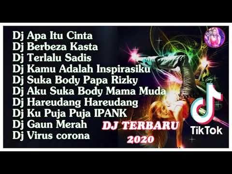 Dj Tiktok 2020 Dj Terbaru 2020 Full Bass Dj Cinta Apa Itu Cinta Remix Terbaik 2020 Dj Slow Remix Youtube Dj Musik Dj Remix