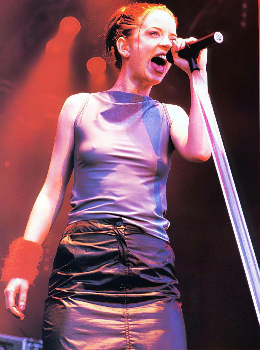 Shirley Manson Panties