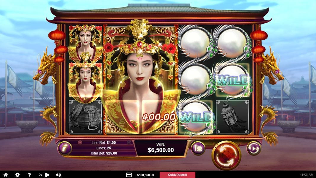 350 high roller bonus from RTG Casino promotion, Casino