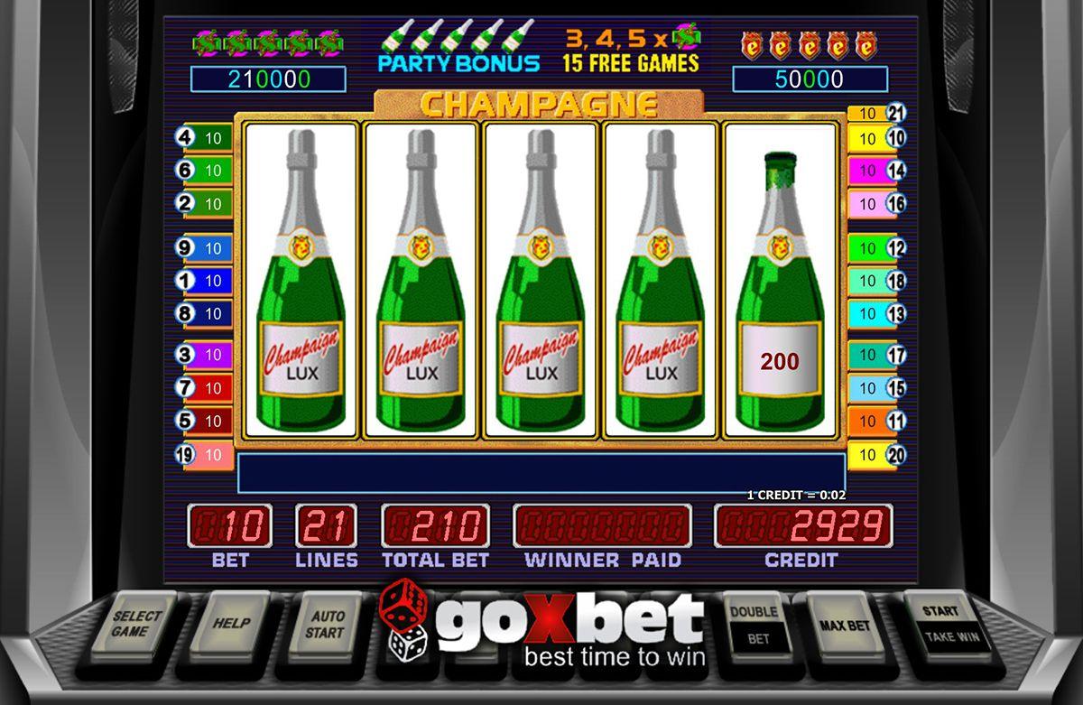 Игровые автоматы онлайн бутылки интернет казино системы