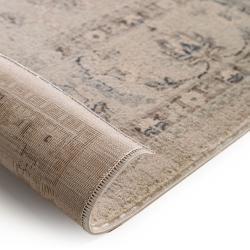 Photo of benuta Teppich Velvet Beige 200×290 cm – Vintage Teppich im Used-Look benuta