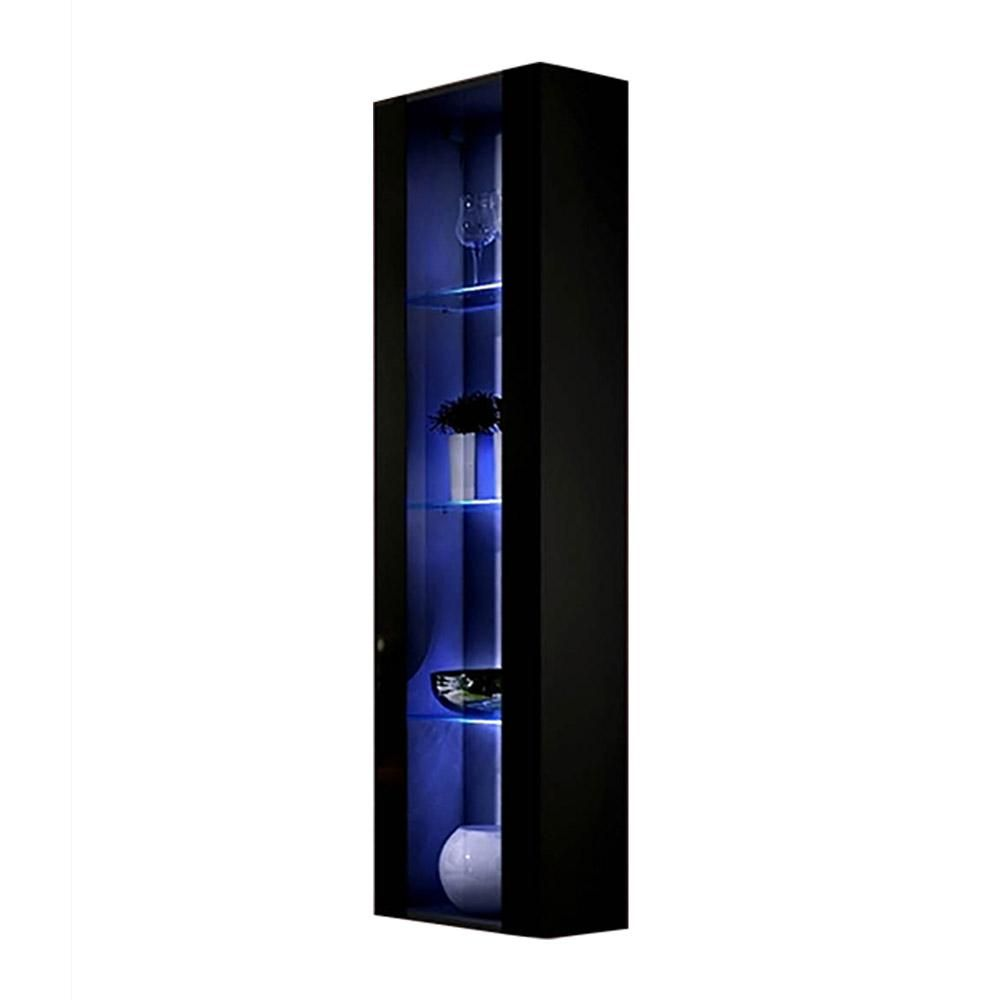 fly type 41 wall mounted floating bookcase cabinet wall on wall mount bookshelf id=32592