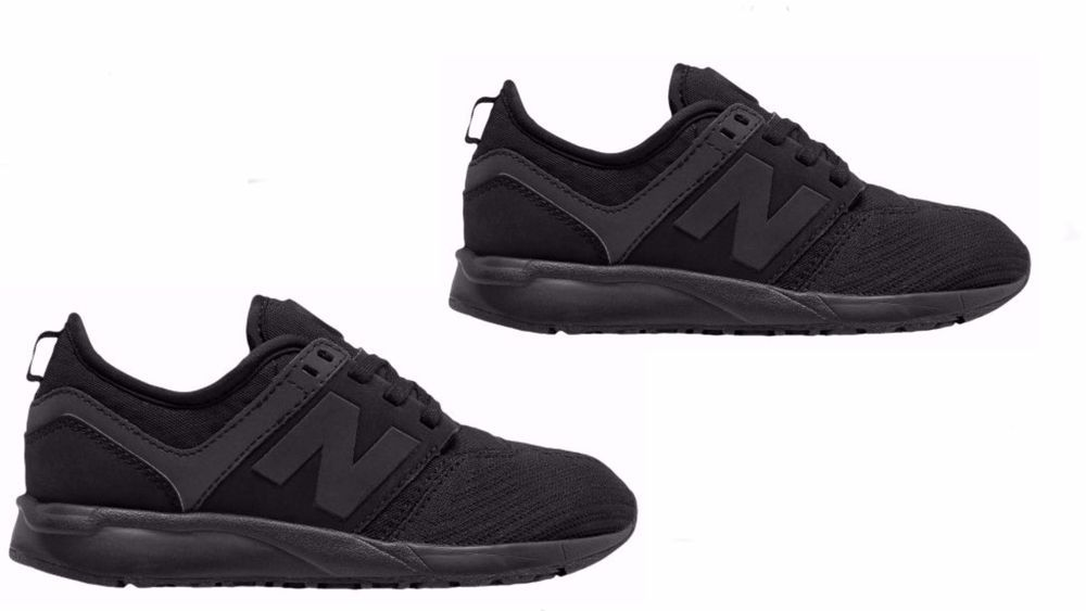 7b7b66c5fd Kids (GS) NEW BALANCE 274 KL274TBG BLACK sneakers | NEW BALANCE