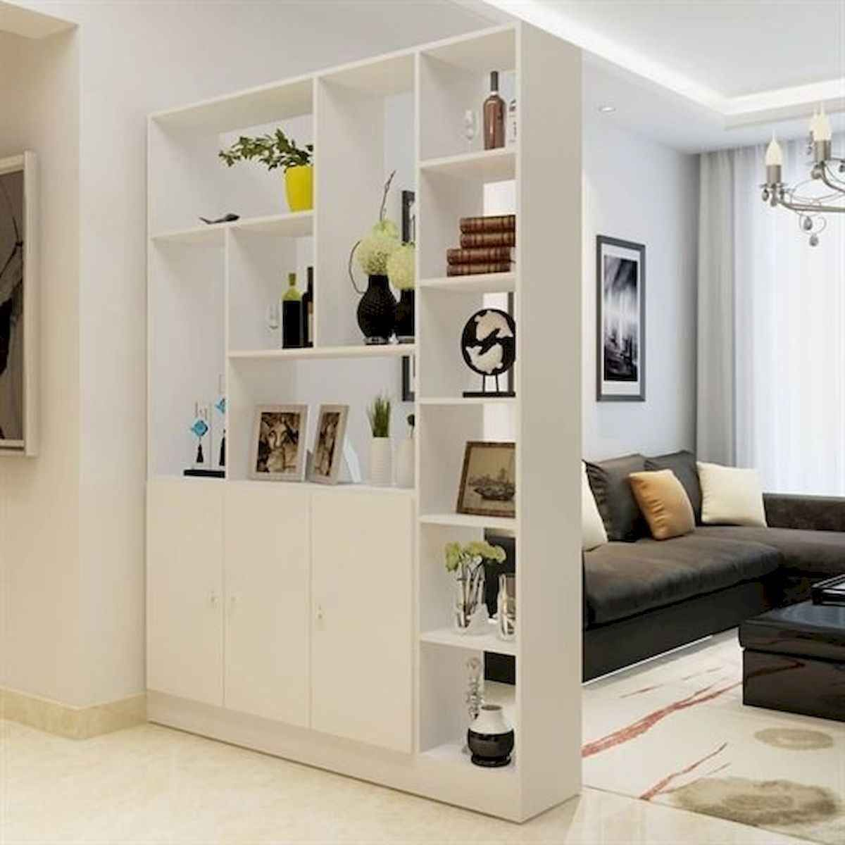 60 Favorite Studio Apartment Storage Decor Ideas And Remodel 7 In 2020 Living Room Partition Design Living Room Partition Room Partition Designs