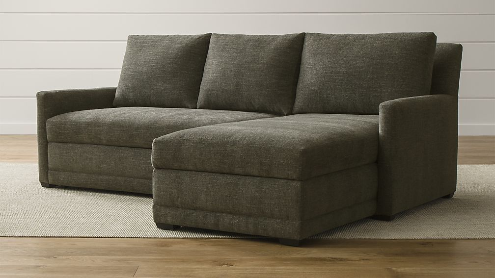 Reston Trundle Sectional Reviews In 2020 Sectional Sleeper Sofa Sleeper Sofa Sectional Sofa