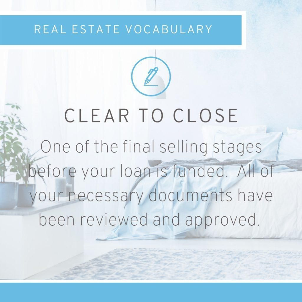 Knowing Some Simple Real Estate Vocabulary Can Be Extremely