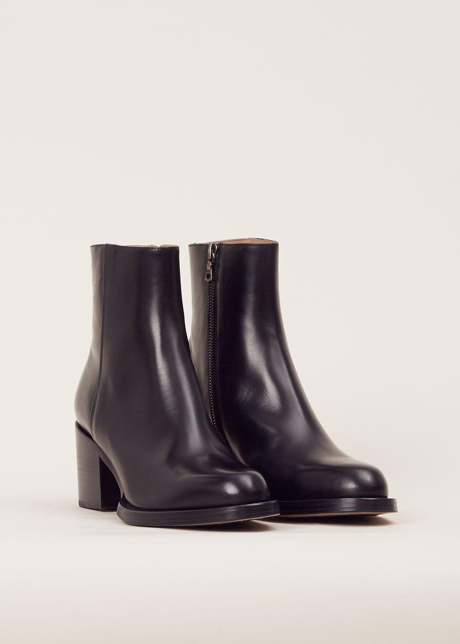 vans ankle boots