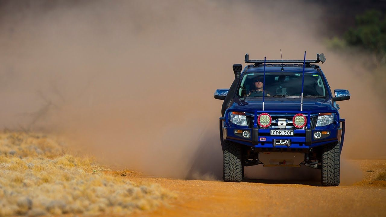 Arb ford ranger accessories