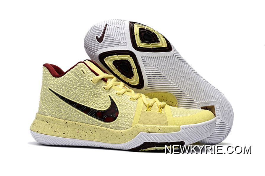 new product f6117 8f3ba ... purchase latest nike kyrie 3 playoffs pe sneakers on sale discount  price 88.76 new kyrie basketball