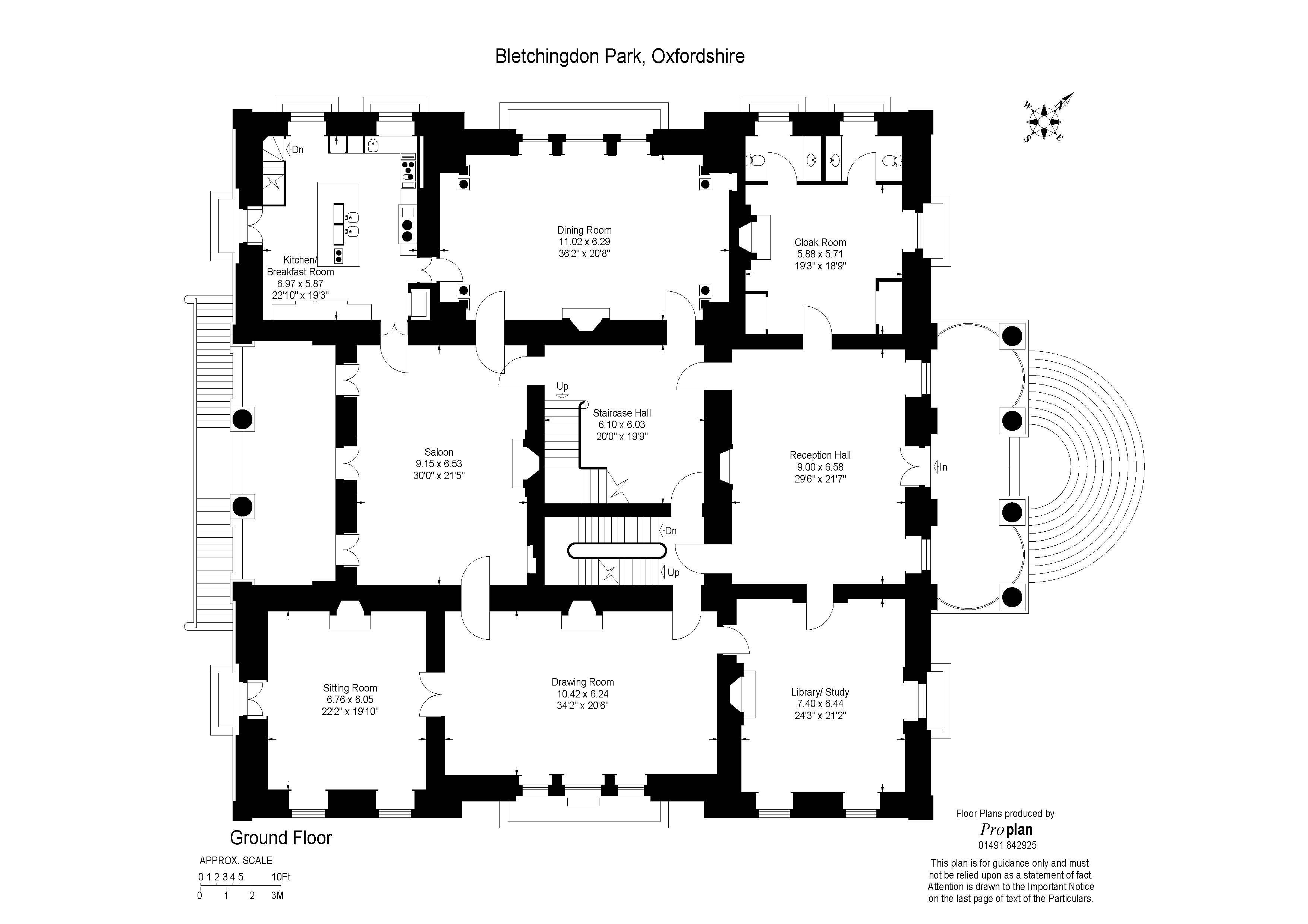 Period Floor Plans, H Floor Plans Historic, Historical Floor, Castle Plans,  Plans Castles, Bletchingdon Park, Plan Houses, House Plans, 4 Houses