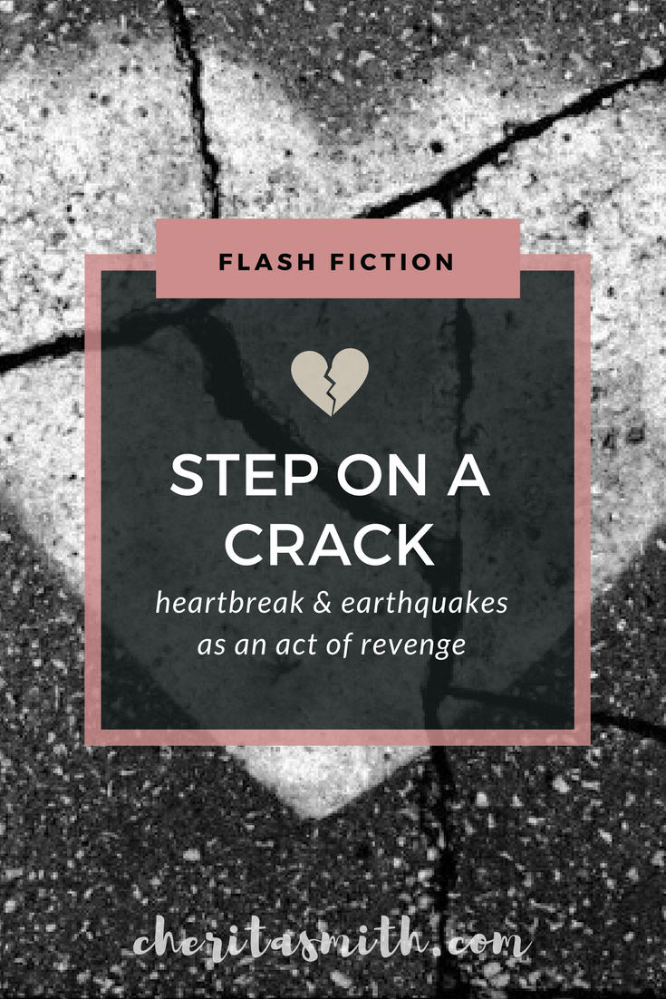 Step On A Crack | My Stories & Books | Fiction, Short