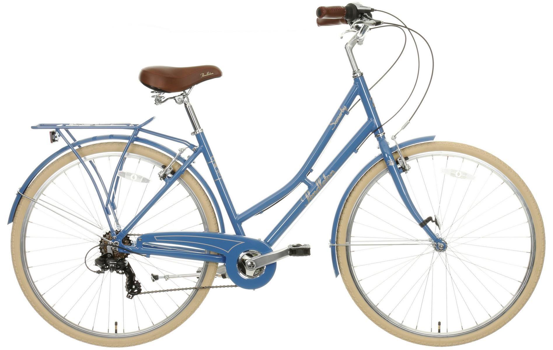 Pendleton Somerby Hybrid Bike Denim Blue 2018 224 Hybrid Bike